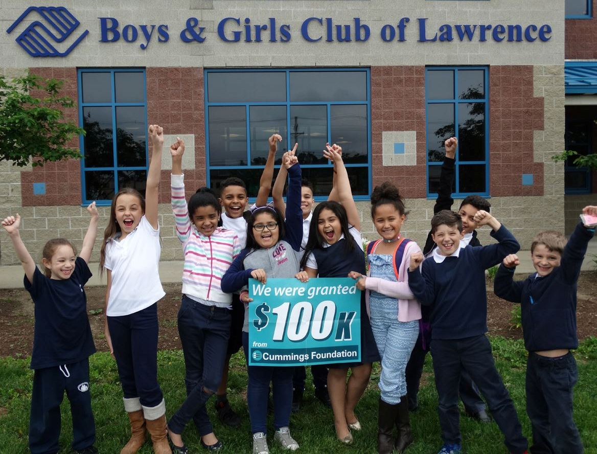 100k for 100 Grant Program, Cummings Foundation, Grant Recipients, Bellesini Academy