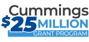 $25 Million Grant Program logo